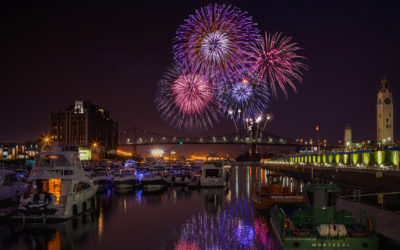 Montreal 2017 Fireworks Festival to open on July 1