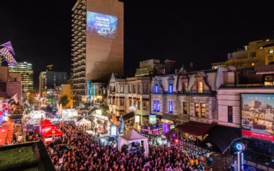 The 2017 Grand Prix Fest on Crescent Street – World's largest F1 party